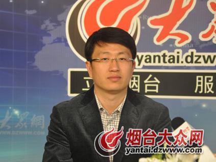 """兴民钢圈董事长参加""""市长质量奖系列访谈"""""""
