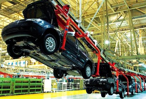 2015年3月汽车工业经济运行情况